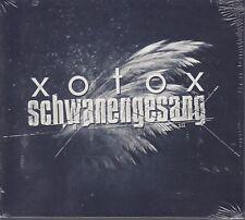 Xotox/canto del cisne (Limited Edition 2 cds, nuevo embalaje original!)