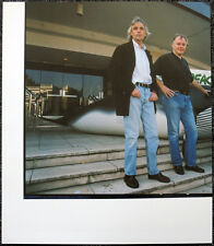 PINK FLOYD POSTER PAGE 1994 EARLS COURT RICHARD WRIGHT & DAVID GILMOUR .R84