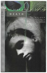 Death: The High Cost of Living #1 of 3 DC Vertigo VFN Gaiman Bachalo Buckingham