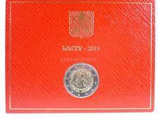 *** 2 EURO Gedenkmünze VATIKAN 2015 8. Weltfamilientreffen Vaticano Münze KMS **