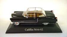 Cadillac Convertible 62 - Baudouin de Belgique 1960 - Atlas - 1/43 NOREV