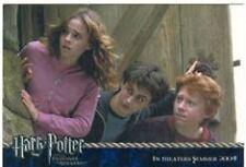 Harry Potter Prisoner Of Azkaban Non Foil Stamped Promo Card 04