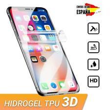 PROTECTOR PANTALLA 3D PARA IPHONE 6 6s 7 8 7 PLUS XR X XS MAX HIDROGEL PREMIUM