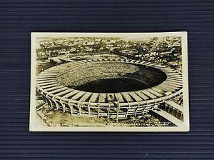 Postal Card Maracanã soccer World Cup 1950