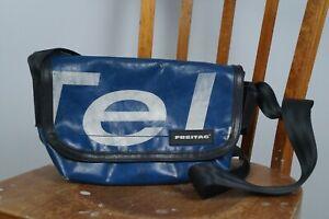 FREITAG Bag F41 HAWAII Five-O Messenger Bag Handbag XS White Blue