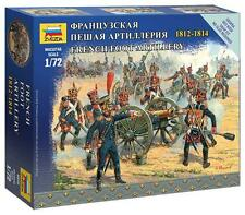 Zvezda 1:72 FRENCH FOOTARTILLERY NAP ZVE6810
