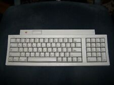 Apple Keyboard II M0487 with keyboard cable