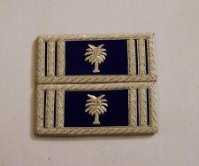 Civil War CSA Army State Carolina Straps Boards Palm Uniform Officer Captain SC