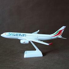 1/200 Srilankan Airlines Airbus A330-200 airplane Display Model