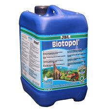 Jbl Biotopol 5000ml - Acondicionador De Agua Acuario cambio peces ALOE VERA