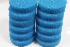 Pack of 12 Blue Coarse Foam Filter Pads Fit Eheim Classic 2213 / 250 2616131
