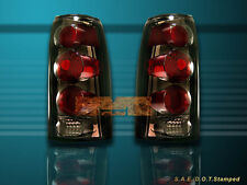 92-93-98 CHEVY YUKON TAHOE SUBURBAN TAIL LIGHTS SMOKE