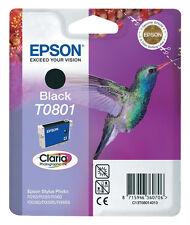 EPSON Nr. T0801 DRUCKERPATRONEN RX 585 RX585 RX685 685