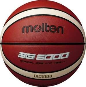Molten Genuine BG3000 Indoor Outdoor Basketball Size 6 & 7 *Free Shipping*
