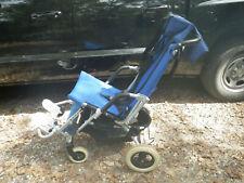 """Stealth Lightning Stroller 17"""" wide seat"""