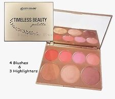 Highlighters & Blushes - City Color Timeless Beauty Palette 100% Authentic!