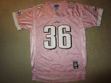 Philadelphia Eagles Westbrook PINK NFL Reebok Jersey Youth Girls XL 16 032febb0d