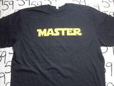 XL- Master Star Wars Parody LAT Brand T- Shirt