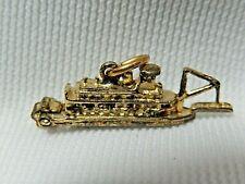 Delta Queen Charm for bracelet  1 in length