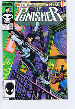 Punisher #1 Marvel 1987