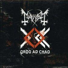 Mayhem - Ordo Ad Chao [New CD]