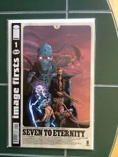 Seven To Eternity Issue #1 Image Firsts Reprint Image Comic