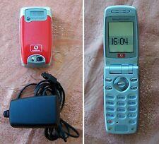 Sony Ericsson Z600 Flip Mobile Phone GOOD CONDITION!! (no walkman W300 W Z Z200)
