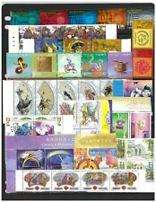 Macau Selection of 54 Different Stamps Complete Sets Mint Unhinged Lot 5