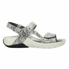 Hook and Loop Fasteners Textured Shoes for Women