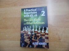 GM kornev: a Practical Black repertoire with d5, c6 Vol. 2 Irish Stars 2017