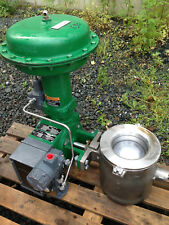 FISHER V200 6 INCH CLASS 150-300 1051 ACTUATED VALVE