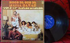 """MATIA BAZAR **Disco De Oro """"Solo Tú"""" Cantado En Español* RARE 1978 Spain LP"""