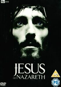 Jesus of Nazareth [DVD] Exclusive SteelBook Robert Powell,Olivia Hussey Rare
