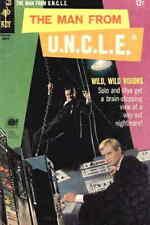 MAN FROM U.N.C.L.E. #17 G, Gold Key Comics 1968