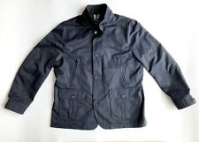 """M&S Mens AUTOGRAPH Funnel Neck Navy Utility Jacket with Stormwear XXL Chest 52"""""""