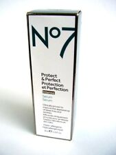 Boots No7 Protect & Perfect INTENSE Serum Bottle - 1 oz 30ml Tube NEW YOUNGER-U