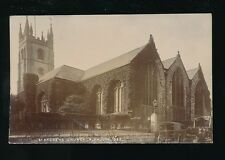 Devon PLYMOUTH St Andrew's Church Used 1907 RP PPC