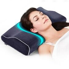 Save your Neck Stop Snoring Latest Design Memory Foam Orthopedic Cervical Pillow