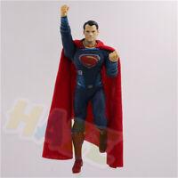 DC Comics Superman Clark Kent PVC figura de acción de juguete nuevo