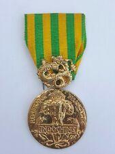 Médaille Commémorative  d'Indochine 1945-1954, bronze doré