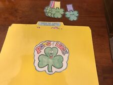 Pots of Luck nouns and verbs literacy Centers File Folder Games 3-4 grades
