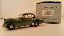 SALE- Four Wheel Models FWLG 34 Lagonda 4 DR Saloon'54,32 of 500 Hand Built