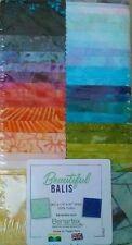 Beautiful Balis Strip Pie - Jelly Roll - Benartex Fabrics