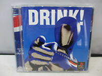 PlayStation PEPSI MAN PS1 Used Tested Working Japanese ver