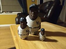 New York Yankees Russian Nesting Doll #12 ALFONSO SORIANO  #2178 - 3 pieces