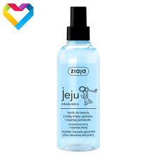 Ziaja Jeju Face Toner For Acne Prone Combination Skin Tonic Spray 200ml  Z00598