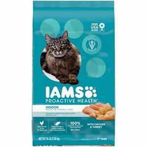 IAMS PROACTIVE HEALTH Adult Healthy Digestion Dry Cat Food for Sensitive Stom...