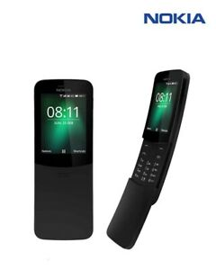 DEGOOGLED Privacy phone Nokia 8110 4G Untraceable, Editable IMEI and MAC address