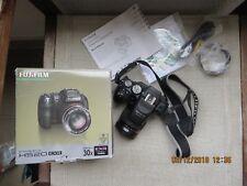 Fujifilm FinePix HS20- 16MP - 30x Zoom  , HD , RAW -Digital Camera Kit  - Black