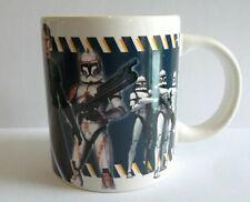 CLONEWARS 2009 LucasFilm Ltd. Tea Cup / Coffee Mug Collectible